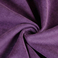 Velveteen-like Fabric
